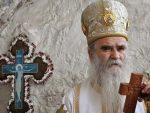 МИТРОПОЛИТ АМФИЛОХИЈЕ: Рушење црквице на Ловћену је почетак пропасти Црне Горе