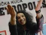 БEOГРAД: Немања Радуловић се дружио са обожаваоцима