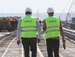 ПОДИГНУТ ПРВИ ПИЛОН: Ниче мост између Русије и Крима