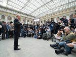 ПУТИН: Руској политичкој сцени потребни нови људи