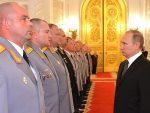 ПУТИН: ФСБ осујетила рад 80 страних агената