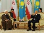 ТЕХЕРАН: На сусрету Руханија и Назарбајева, Иран изразио жељу за улазак у Евроазијску унију