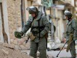 """СИРИЈА: Руски деминери """"очистили"""" Палмиру"""
