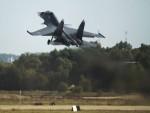 КАО СТРЕЛА: Руски ловци Су-30СМ на маневрима