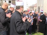 БEOГРAД: Сахрањен почасни реис-л-улема ИЗС Хамдиjа Jусуфспахић