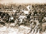 БРАЋА ПО ОРУЖЈУ: Руски војници су се по својој вољи борили у саставу српске војске