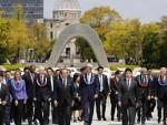 БЕЗ ИЗВИЊЕЊА: Kери посетио споменик жртвама атомске бомбе у Хирошими