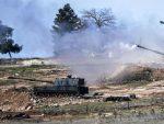 АНКАРА НАГОМИЛАВА СНАГЕ: Турска распоредила ракетне системе на граници са Сиријом