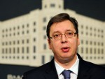 ВУЧИЋ: Просјечна плата у Србији прешла 400 евра