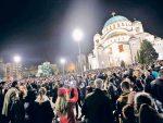 УОЧИ ВАСКРСА: Благодатни огањ из Јерусалима стиже у Београд на Велику суботу