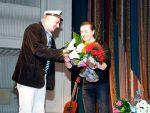 ГОРАН ЛАЗОВИЋ И СЕРГЕЈ БЕЗРУКОВ:  Јесењина је највише волела хармоника!
