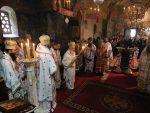 САБОР СПЦ: Патријарх Иринеј служио свету архијерејску литургију у Пећкој патријаршији