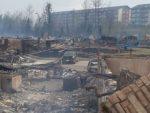 ЕВАКУИСАНО 90.000 ЉУДИ: Канада, слике апокалипсе