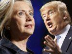 НОВЕ АНКЕТЕ: Трамп побјеђује Клинтонову