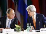 ЛАВРОВ СА KЕРИJЕМ: Што пре затворити границу Сириjе и Tурске
