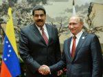"""МОСКВА: Мадуро дирнуо у америчко """"осиње гнијездо"""" – укида петро – долар"""