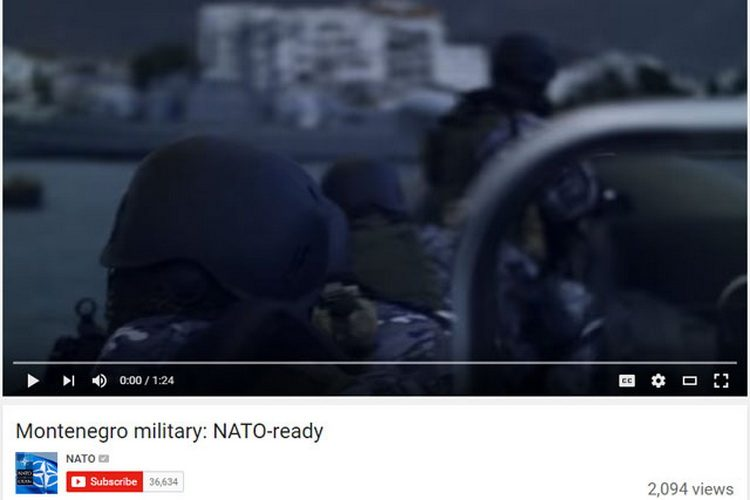 Фото: Танјуг/НАТО