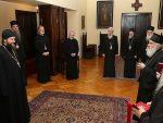ПАТРИЈАРШИЈА: Орден Светог Саве Сретењском манастиру из Москве