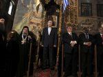 СВЕТА ГОРА: Путин обећао да ће и даље помогати манастир Светог Пантелејмона