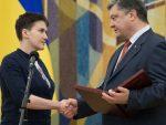 """ПУШКОВ: Савченкова је """"темпирана бомба"""" за Порошенка"""