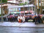 СРАМОТА: Руже из Добровољачке поново бачене, овај пут у Миљацку