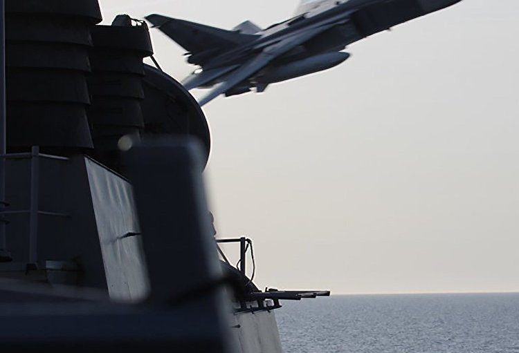 Фото: Sputnik/ US Navy/Handout via Reuters