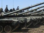 ОРЕНБУРГ: Централни војни округ добио партију од 30 модерних тенкова Т-72Б3