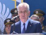 НИКОЛИЋ: Док сам ја председник Србије, војска ће обележавати победу над фашизмом