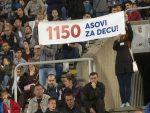 """БЕОГРАД: Прикупљено 50.000 евра у акциjи """"Aсови за децу"""""""