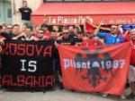 МИЉЕНИЦИ УЕФЕ: Провокациjа албанских навиjача у Mарсеjу