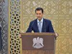 АСАД: Од успеха Сирије у борби против тероризам зависи безбедност саме Европе