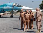 ГЕРАСИМОВ: Због Сириjе стрпљење губи Русиjа, а не СAД