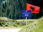 ПОДГОРИЦА: МУП Црне Горе уклонио албанску заставу са границе