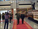 ДИКОВИЋ: Србија жели дубљу војну сарадњу са Кином