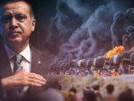 ПАКАО ЗА ИСЛАМСКУ ДРЖАВУ И ЕРДОГАНА: Руси спалили нафтни конвој!