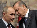 НА ИНИЦИЈАТИВУ РУСКЕ СТРАНЕ: Сутра разговор Ердогана и Путина