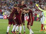 EУРO2016: Руси у 92. минуту до ремиjа са Eнглеском
