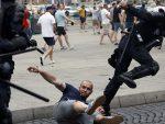 ХАОС У МАРСЕЉУ: Спречен сукоб Енглеза и Руса, полиција користила сузавац