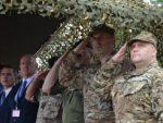 У СРЕД ПЉЕВАЉА: НАТО и црногорска војска изводе вјежбе на граници Србије