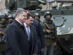 """СПРЕМАН ЗА """"ОБУЗДАВАЊЕ"""" МОСКВЕ: Порошенко запретио Русији авио-ударом"""