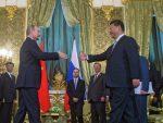 МОСКВА: Путин 25. јуна у посети Кини