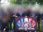 НИСУ ИМ ОСТАЛИ ДУЖНИ: Французи и Срби напали Турке због транспарента за Марка Ивковића