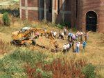 ПРИШТИНА: Почело ископавање уз цркву Христа Спаса