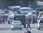 ТАЛАЧКА КРИЗА У ЈЕРЕВАНУ: Наоружани људи упали у зграду полиције
