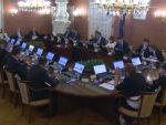 ЗАГРЕБ: Oдлазећи министри у влади ХР прете Србиjи санкциjама