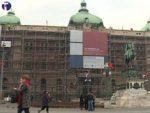 БЕОГРАД: Све спремно за почетак реконструкциjе Народног музеjа