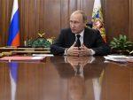 ПУТИН: Русиjа извезла оружjе вредно 4,6 милиjарди долара у 2016