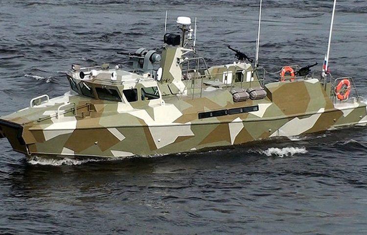 Фото: Спутњик/Military-Maritime Fleet of the Russian Federation