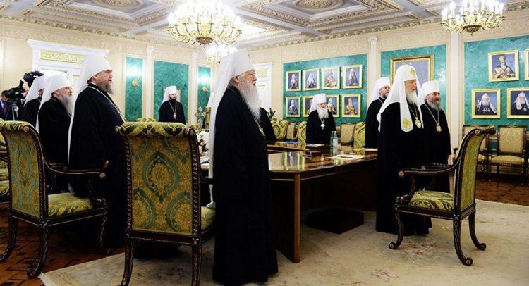 Фото: Спутњик/Пресс-служба Патриарха Московского и всея Руси