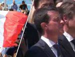 ФРАНЦУСКА: Валс двапут извиждан током минута ћутње жртвама у Ници